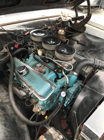 Photo 1968 Pontiac GTO 400 Engine - $1 (Monterey)