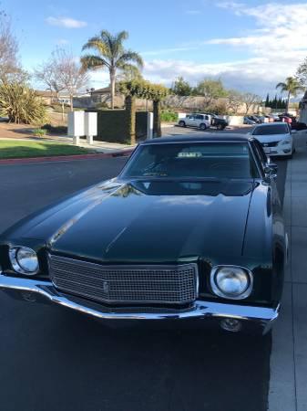 Photo 1970 Chevy Monte Carlo - $13500 (Salinas)