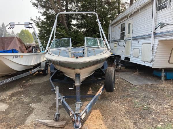 Photo 1987 Barreta 17ft Fresh or Saltwater SkiFishing Boat - $5,500 (rohnert pk  cotati)