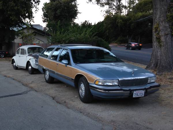 Photo 1992 Buick Roadmaster Estate Wagon - $2000 (Seaside)