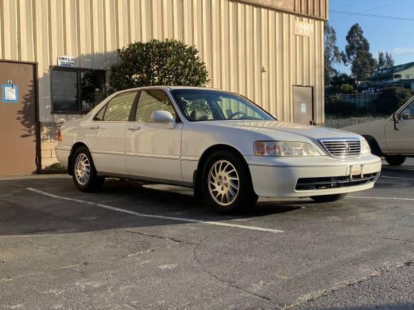 Photo 1998 Acura TL - $3,500 (Monterey)