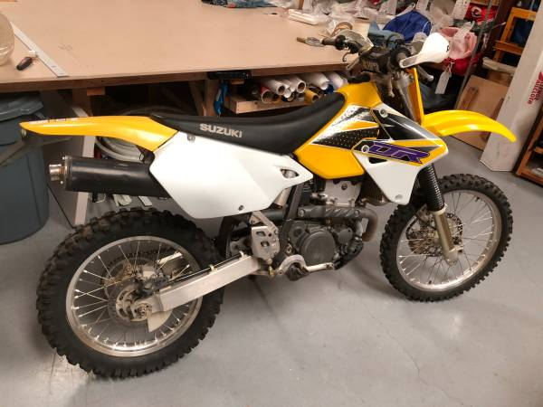 Photo 2000 Suzuki DRZ 400E - $1995 (Monterey)