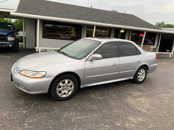 Photo 2001 Honda Accord For Sale - $1200 (Marina)