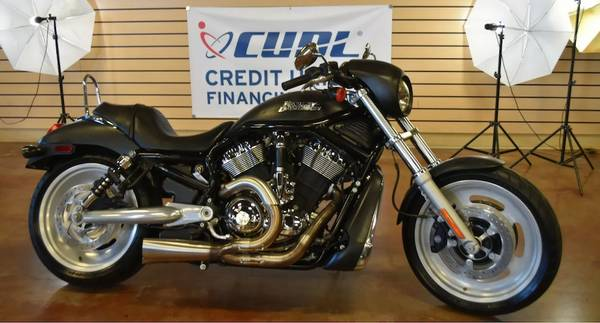 Photo 2006 HARLEY DAVIDSON 1200 cc VRSCD V-Rod Night Rod Edition Motorcycle - $7,500 (berkeley)