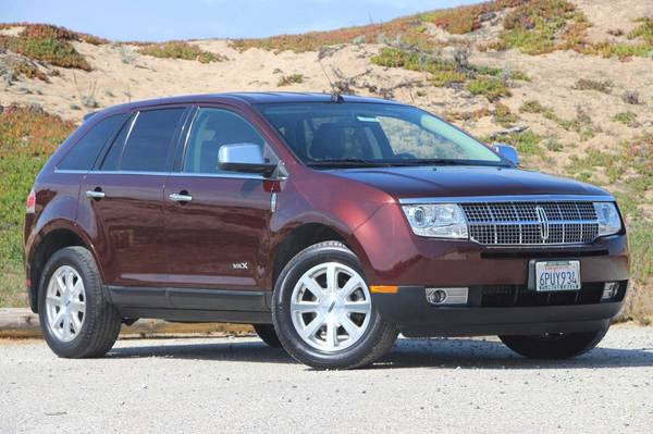 Photo 2010 LINCOLN MKX Red Current SPECIAL - $8982 (Seaside)