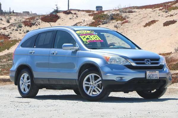 Photo 2011 Honda CR-V Blue WON39T LAST - $12,981 (Seaside)