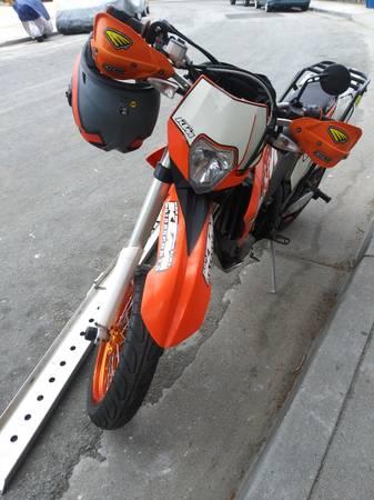 Photo 2011 KTM 450 exc - $7,000 (Monterey)