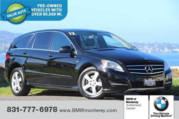 Photo 2012 Mercedes-Benz R 350 4MATIC 4dr BlueTEC - $14900 (2012 Mercedes-Benz R 350)