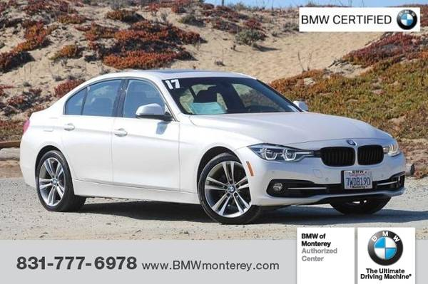 Photo 2017 BMW 330i Sedan - $22,900 (2017 BMW 330i Sedan)