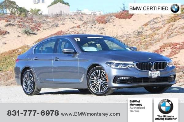 Photo 2017 BMW 530i Sedan - $33,900 (2017 BMW 530i Sedan)