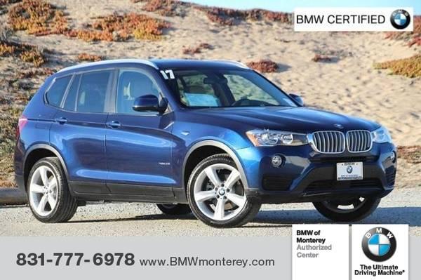 Photo 2017 BMW X3 xDrive28i xDrive28i Sports Activity Vehicle - $32,900 (2017 BMW X3 xDrive28i)