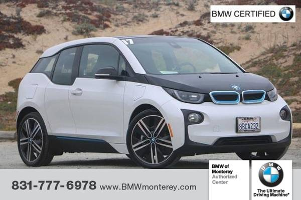 Photo 2017 BMW i3 94 Ah wRange Extender - $19,750 (2017 BMW i3 94 Ah wRange Extender)
