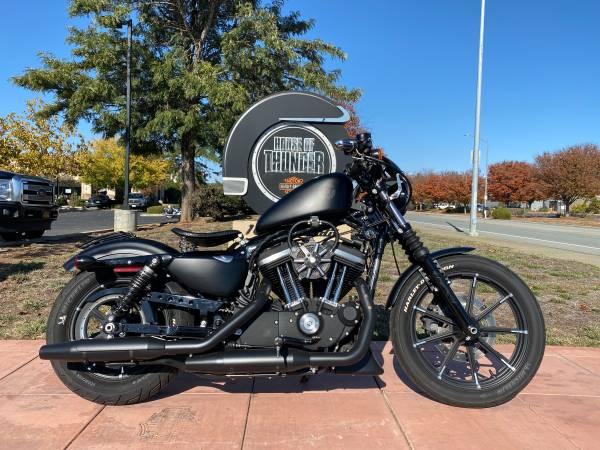 Photo 2020 Harley-Davidson Sportster Iron 883 HOUSEOFTHUNDERHD - $8,500 (Morgan Hill)