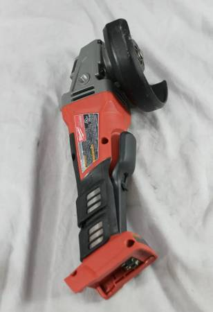 Photo 20 Cordless Brushless Grinder 4 12 - 5quot 18v Tool Only - $129