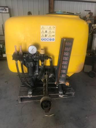 Photo 3 point vineyard sprayer - $3500 (Greenfield)