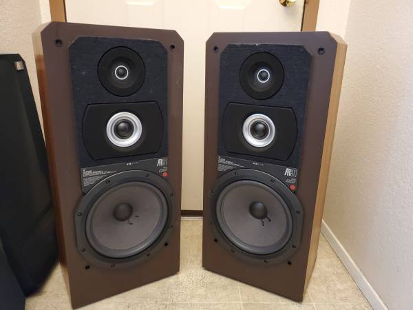 Photo Acoustic Research AR-91 speakers - $525