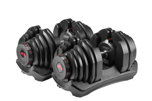 Photo Bowflex SelectTech 1090 Adjustable Dumbbells (Pair  Set of Two) - $1,200 (Monterey)