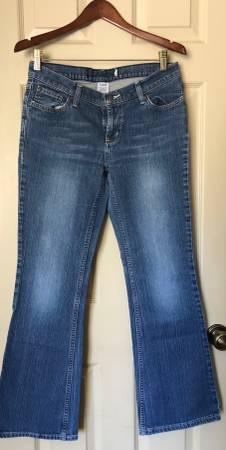 Photo Denim Jeans Size 9 - $20 (Monterey)