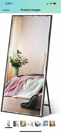 Photo Full Length Mirror - $75 (Monterey)