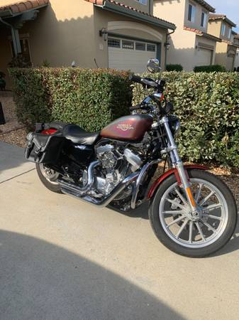 Photo Harley Davidson Sportster - $4,650 (Salinas)