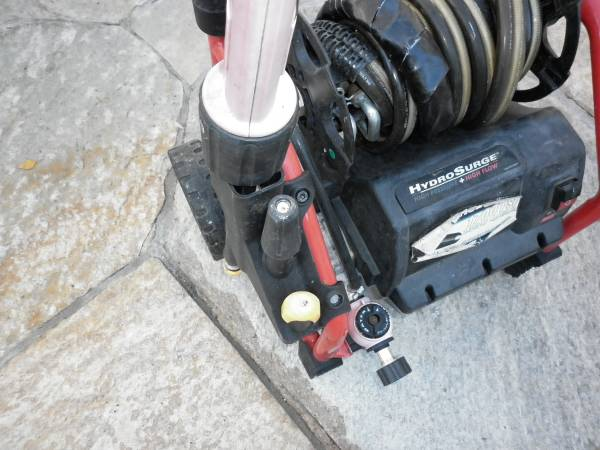 Photo Homelite electric pressure washer - $40 (Templeton)