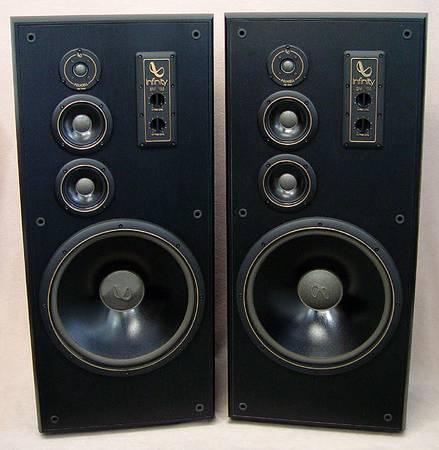 Photo Infinity SM-155 3-Way Speaker - $300 (Salinas)