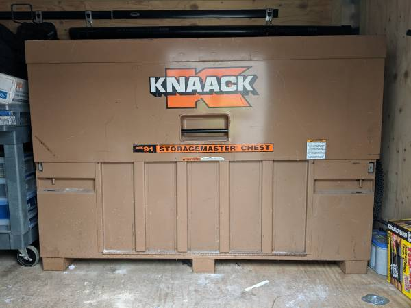 Photo KNAACK Storage Master Chest - $1,200 (Monterey)