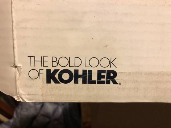 Photo Kohler NEW chrome Grab bar