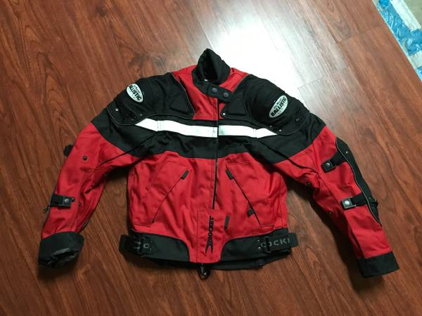 Photo LIKE NEW Joe Rocket Motorcycle jacket and accessories - $420