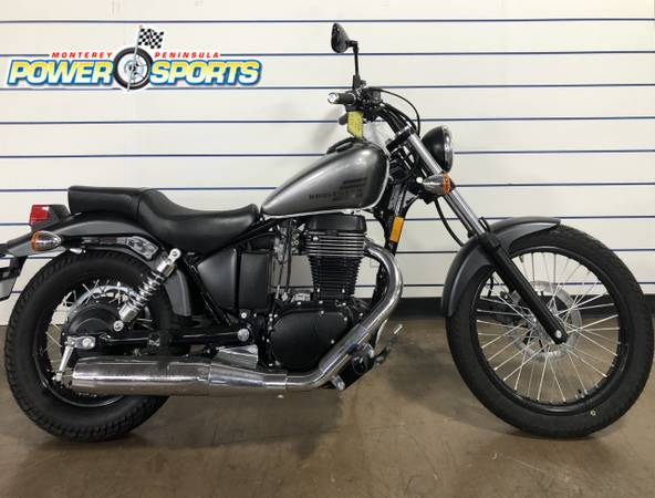 Photo NEW 2019 SUZUKI BOULEVARD S40 - SAVE $250 - $5,549 (Gilroy)