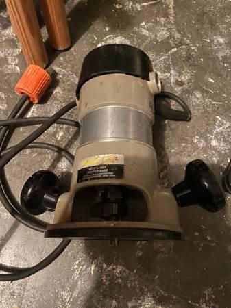 Photo Porter cable router - $65 (Salinas)