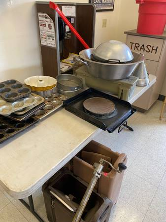 Photo Restaurant  Catering going out of Business Sale (Spreckels)
