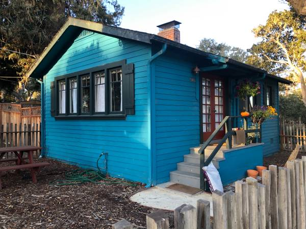 Photo This Little Blue Cottage might be the spot (Pacific Grove)