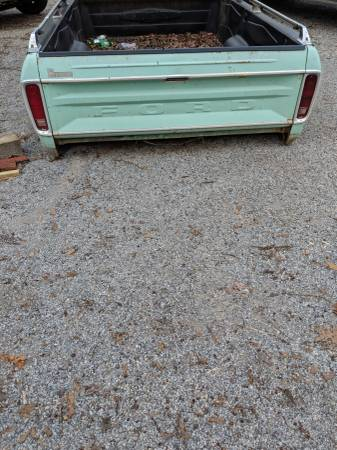 Photo 1978 Ford F-150 8 foot long bed - $400 (MONTEVALLO)