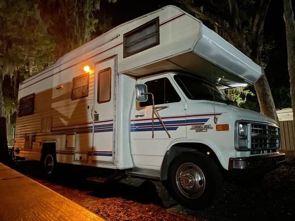 Photo 1987 Chevy RV - DOES NOT RUN - $2,000 (Northport, AL)