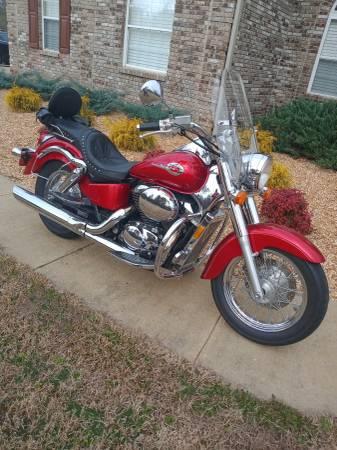 Photo 2003 Honda VT750 American Classic Shadow - $3,200 (Pinson)