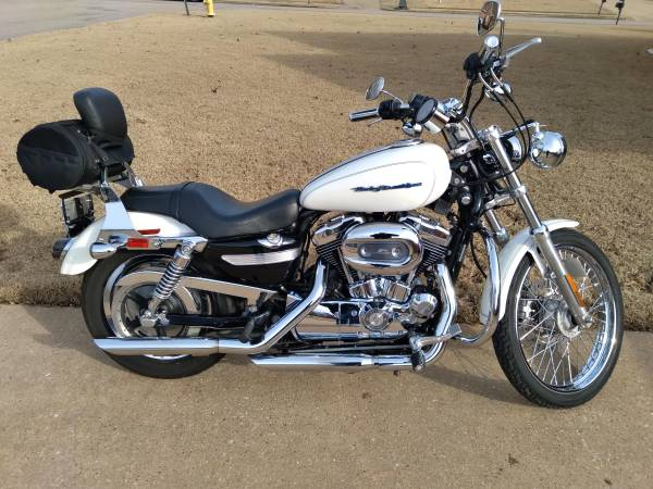 Photo 2005 Harley Davidson 1200 XL Sportster - $5,000 (Prattville)