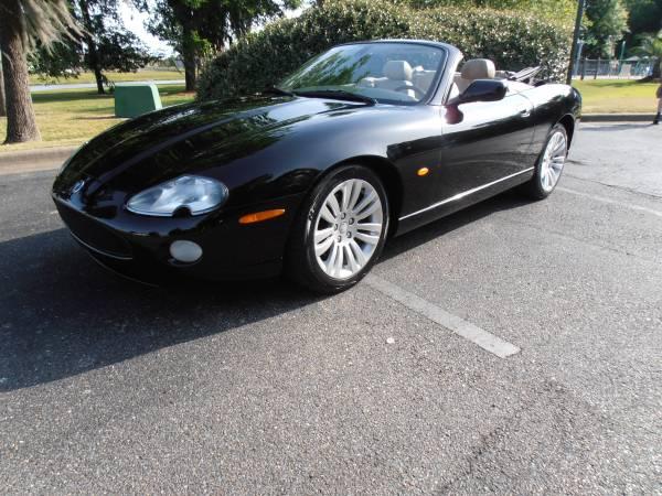 Photo 2005 Jaguar XK8 Convertible - $12,999 (Montgomery)