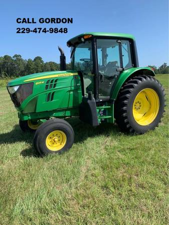 Photo 2013 JOHN DEERE 6125M TRACTOR 2WD (CALL GORDON) - $59,900 (Valdosta)