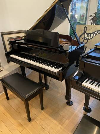 Photo BALDWIN-MADE BABY GRAND in EXCELLENT CONDITION FREE DELIVERY - $4,250 (Atlanta  Free Delivery)