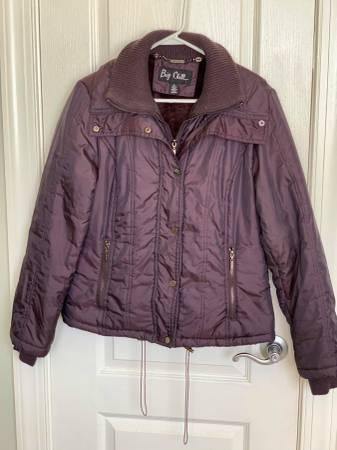Photo Big Chill Purple Jacket Size M - $40 (Pike Road)