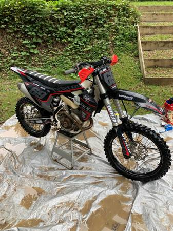 Photo CLEAN 2018 HUSQVARNA FX 350 - $6,000 (Jacksons Gap)