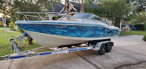 Photo Family fish, cruise and ski boat for sale or trade - $33,185 (Florida)