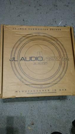 Photo JL AUDIO 12quot SUBWOOFER - $150 (TRUSSVILLE AL.)