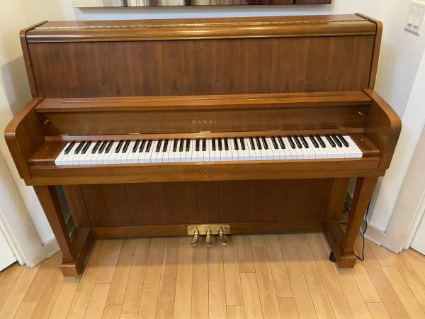 Photo KAWAI 48 In. PROFESSIONAL STUDIO in MINT CONDITION FREE DELIVERY - $1,950 (Atlanta  Free Delivery)
