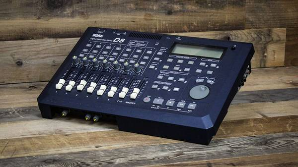 Photo Korg Digital Recording Studio D8 OBO - $20 (Opelika)