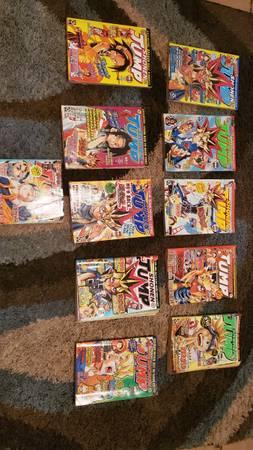 Photo Shonen Jump Comic Books (Defuniak Springs)