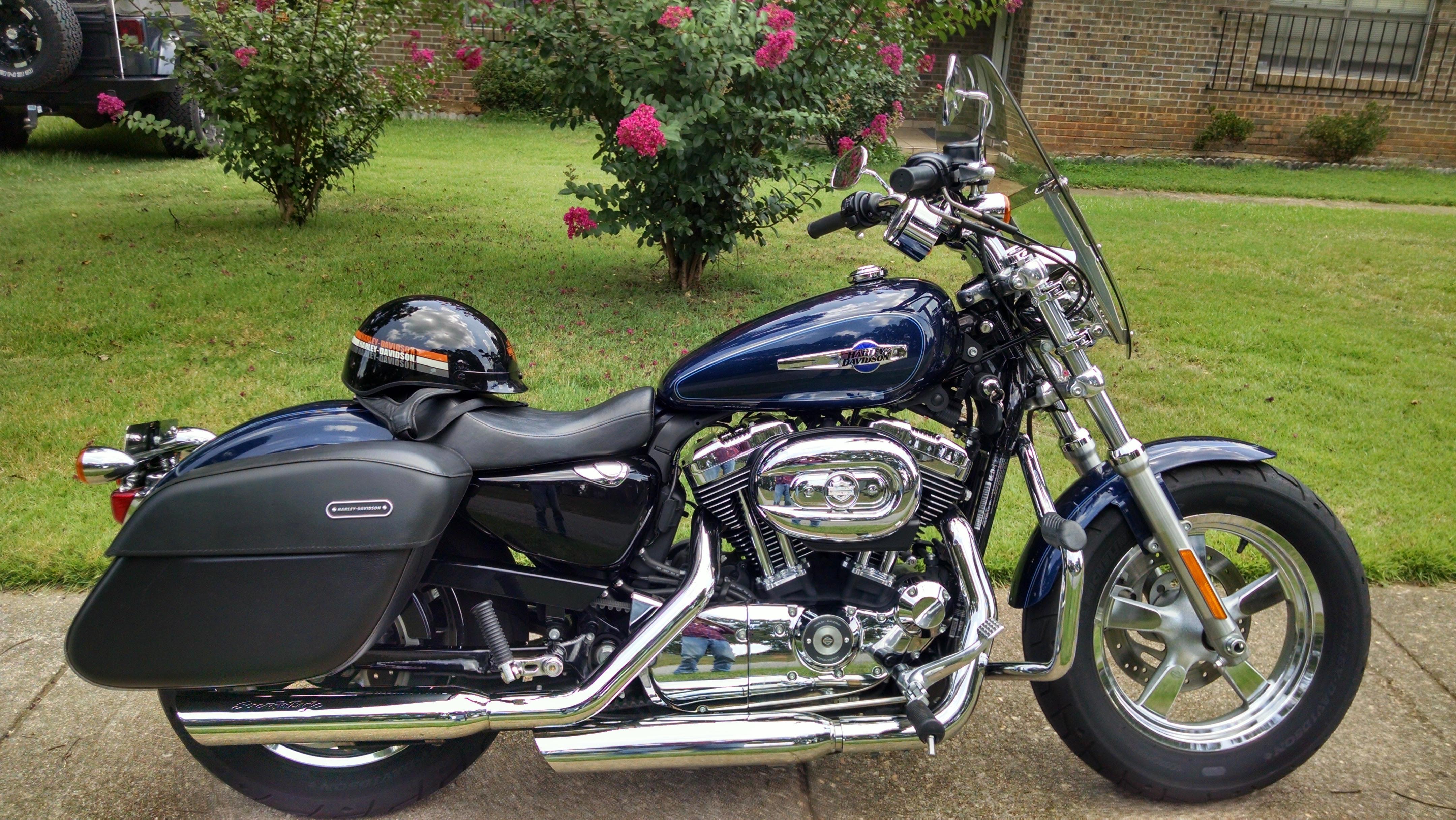 Photo 2013 Harley-Davidson SPORTSTER 1200 SPORT $6995176.97176.97