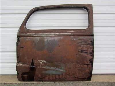 Photo 1937-38 Chevy 2-Door Sedan Nice Original Drivers Door - $650 (Uniontown, Pa)