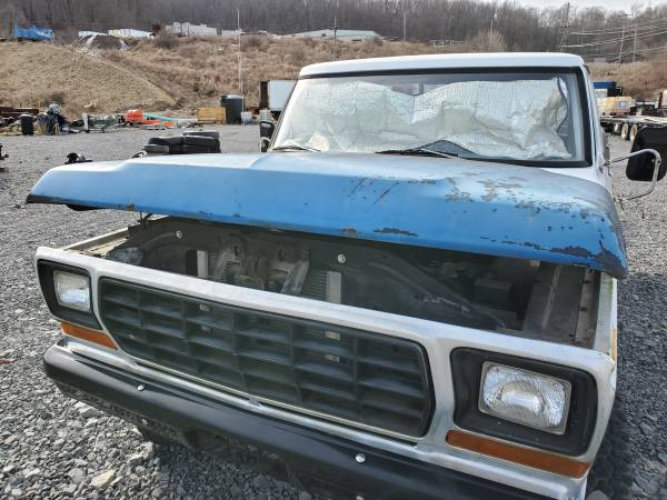 1979 Ford F150 4x4 For Sale